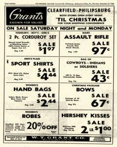 Clearfield Progress, December 17, 1966, Page 27