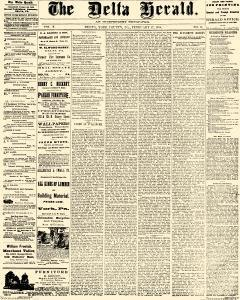 Delta Herald, February 17, 1888, Page 1