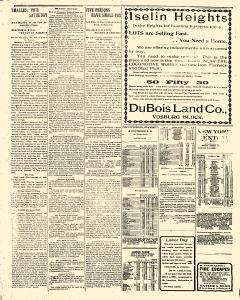 DuBois Morning Courier, July 14, 1902, Page 4