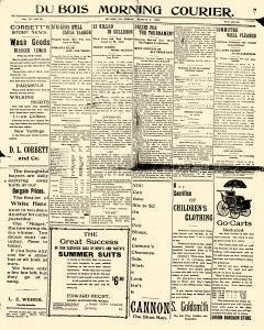 DuBois Morning Courier, August 08, 1902, Page 5