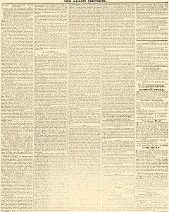 Adams Sentinel, February 15, 1831, Page 3