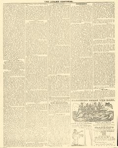 Adams Sentinel, February 15, 1831, Page 5