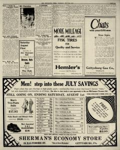 Gettysburg Times, July 30, 1925, Page 18