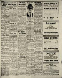 Gettysburg Times, August 19, 1927, Page 4