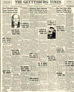 Gettysburg Times, May 05, 1948, Page 1