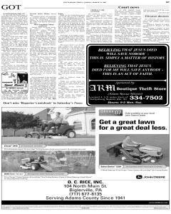 Gettysburg Times, March 23, 2007, Page 29