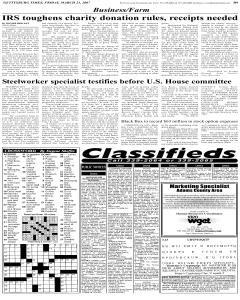 Gettysburg Times, March 23, 2007, Page 33
