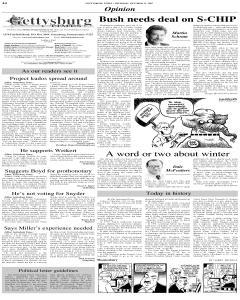 Gettysburg Times, October 11, 2007, Page 4