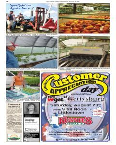 Gettysburg Times, August 20, 2008, Page 16