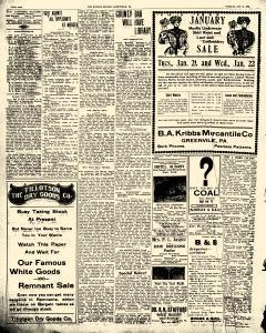Greenville Evening Record, January 21, 1908, Page 2