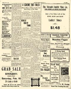 Greenville Evening Record, February 11, 1908, Page 3