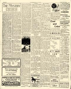 Greenville Evening Record, February 28, 1908, p. 4