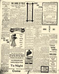 Greenville Evening Record, March 12, 1908, Page 2