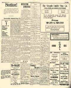 Greenville Evening Record, March 30, 1908, Page 3