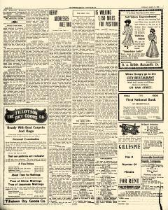 Greenville Evening Record, March 31, 1908, Page 2