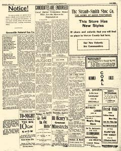 Greenville Evening Record, April 02, 1908, Page 3