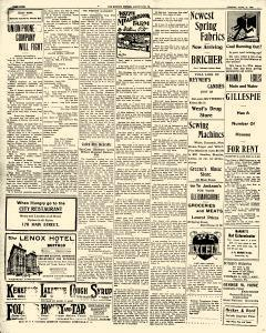 Greenville Evening Record, April 21, 1908, Page 4