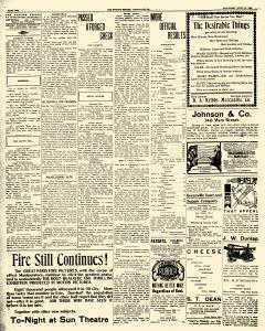 Greenville Evening Record, April 22, 1908, Page 2