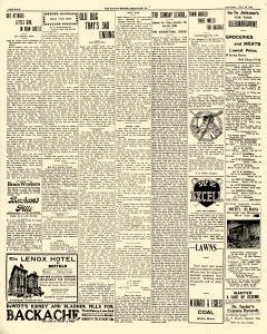 Greenville Evening Record, July 25, 1908, Page 4