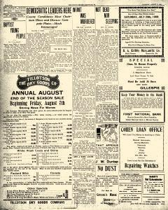 Greenville Evening Record, August 06, 1908, Page 2
