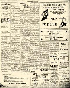 Greenville Evening Record, October 19, 1908, Page 3