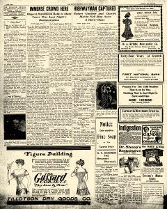 Greenville Evening Record, October 23, 1908, Page 2