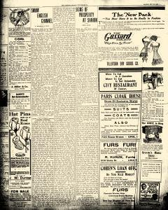 Greenville Evening Record, October 26, 1908, Page 4