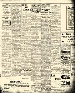 Greenville Evening Record, October 28, 1908, Page 3