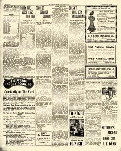 Greenville Evening Record, November 09, 1908, Page 2