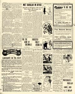Greenville Evening Record, November 10, 1908, Page 2