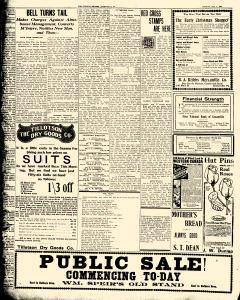 Greenville Evening Record, December 07, 1908, Page 2