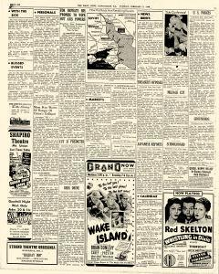 Huntingdon Daily News, February 02, 1943, Page 6