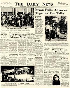 Huntingdon Daily News, June 07, 1969, Page 1
