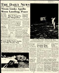 Huntingdon Daily News, August 04, 1969, Page 1