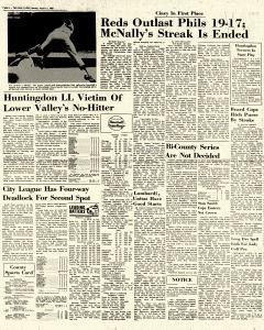 Huntingdon Daily News, August 04, 1969, Page 4