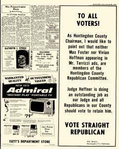 Huntingdon Daily News, October 30, 1969, Page 7