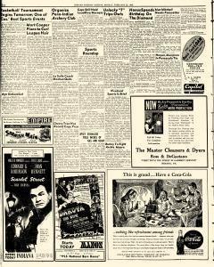 Indiana Evening Gazette, February 25, 1946, Page 4