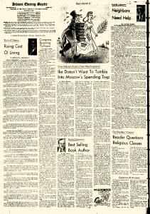 Indiana Evening Gazette, March 12, 1959, Page 6