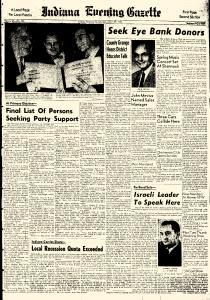 Indiana Evening Gazette, March 28, 1959, Page 9