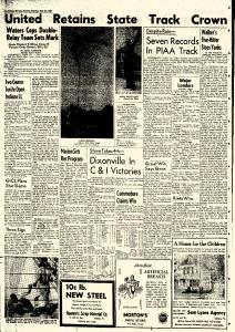 Indiana Evening Gazette, May 25, 1959, p. 14