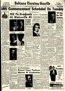 Indiana Evening Gazette, May 29, 1959, Page 9