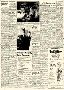 Indiana Evening Gazette, August 31, 1959, Page 2