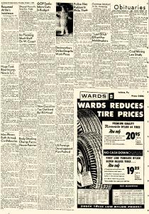 Indiana Evening Gazette, October 01, 1959, Page 4