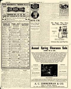 Lebanon Daily News, June 21, 1910, Page 2