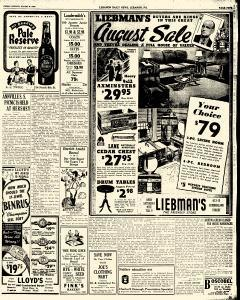 Lebanon Daily News, August 02, 1940, Page 5