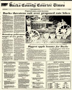 Bucks County Courier Times, September 26, 1977, Page 33