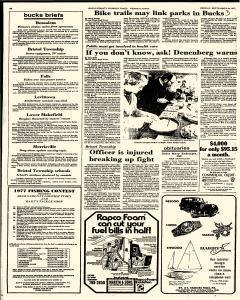 Bucks County Courier Times, September 26, 1977, Page 44