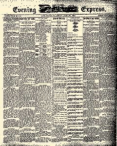Lock Haven Express, April 25, 1890, Page 1