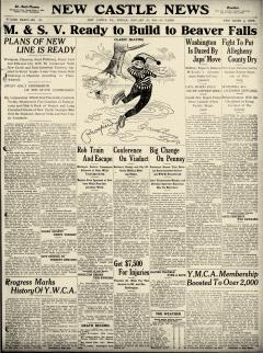 New Castle News, January 23, 1914, Page 2