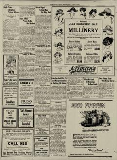 New Castle News, July 19, 1922, Page 16